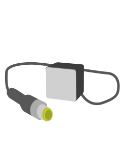Area lights - Connector
