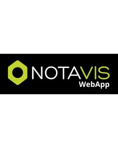 NOTAVIS WebApp 1D - Image Processing Software with Robot Guidance